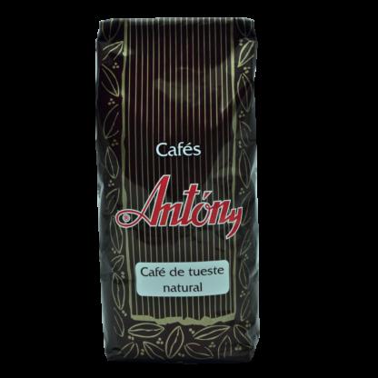 Fotografía de Producto Café Antony Natural